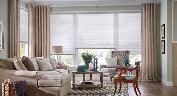 Motorized Window Treatments and Exterior Awnings Near Helena, Montana (MT) like Custom Shades for Interiors