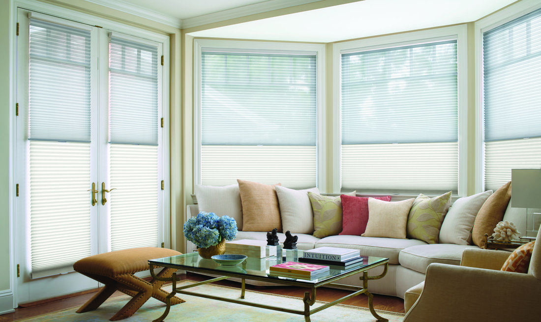Benefits of Adding Duette® Honeycomb Shades Near Helena, Montana (MT) for Reduced Energy Consumption