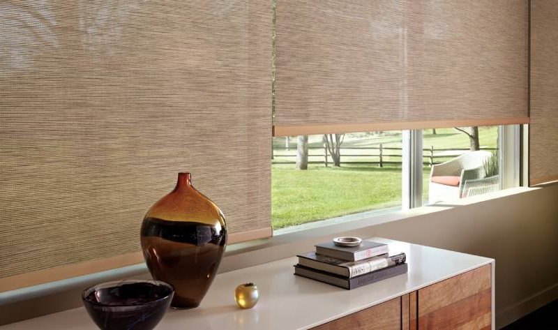 Adding UV Protection with Roller Shades near Helena, Montana (MT), to Protect Your Furniture